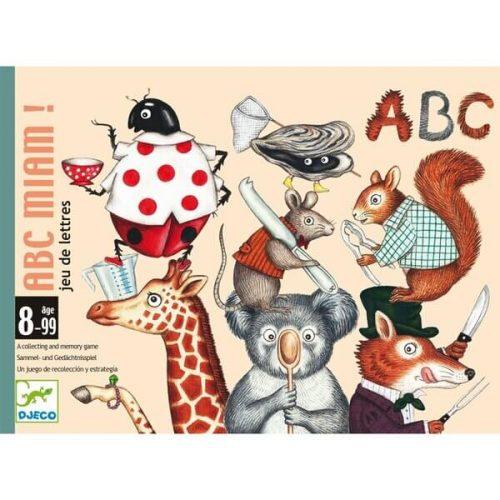 ABC Miam betűfaló