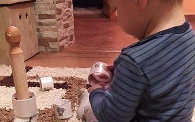 Hogyan fejlesztem a 1,5 éves kisfiamat?